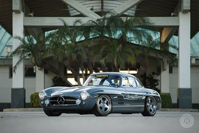 This Mercedes 300SL Clone Will Blow Your Socks Off