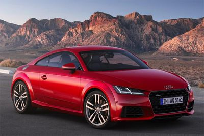 Say Bye To The Audi TT (And Maybe The R8) And Hello To Its Electric Replacement