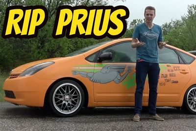 Make Your Prius Better (And More Exploding) With Nitrous