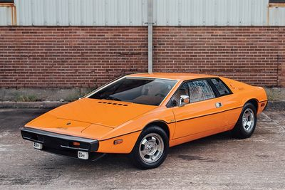 A Brief History Of The Lotus Esprit