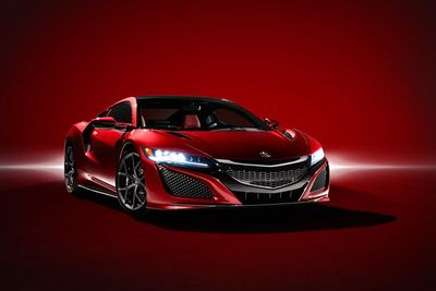 It's Coming! The New Acura NSX