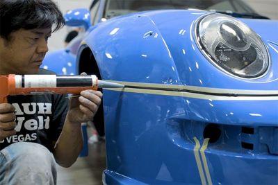 Check Out This RWB Porsche 911 993 Build With Akira Nakai-San