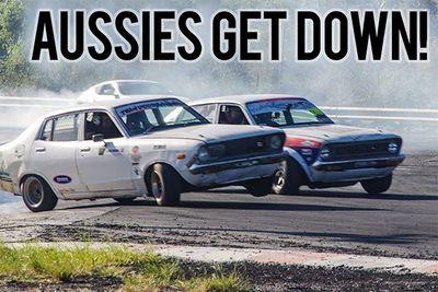 Let's Go Drifting In Australia!