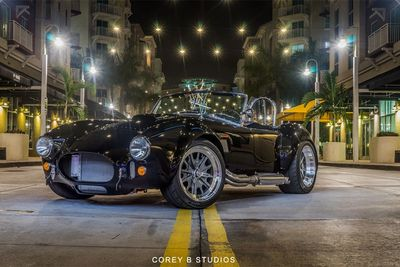 This Custom 1965 Shelby Cobra Is All American Muscle