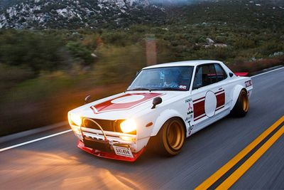 One-Of-A-Kind 1972 Nissan Skyline GTX Hakosuka: To Die For!
