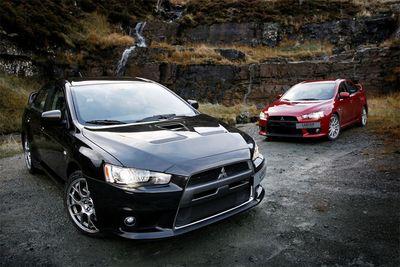 A New Mitsubishi Lancer Evolution? Yes Please!