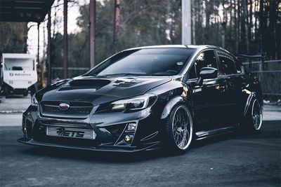 Transforming A Subaru WRX From Stock To Rock