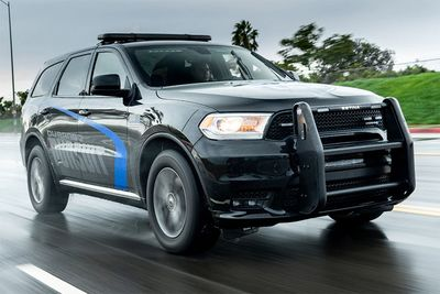 Can You Outrun A Police Vehicle?