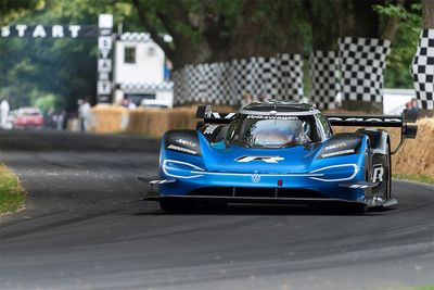 Volkswagen ID.R Takes The Goodwood Hillclimb Record Under 40-Seconds