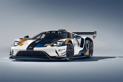 The Ford GT MkII Is A $1.2M Track Only Supercar