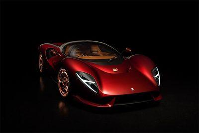 De Tomaso Celebrates 60th Anniversary With A New Model, The P72