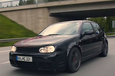 Buying And Modifying A Cheap GTI In Germany For A Trip To Wörthersee