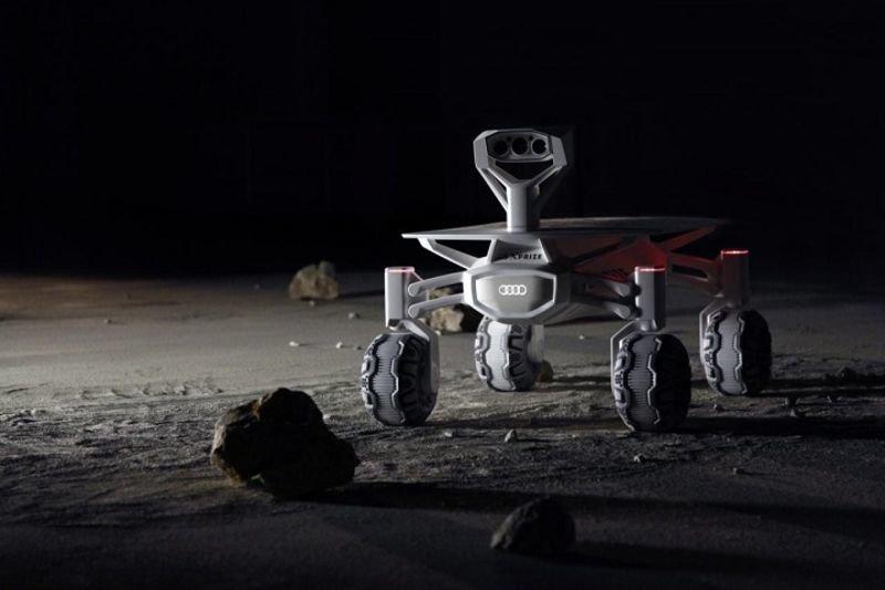 Audi Lunar Quattro Aims For The Moon! 1