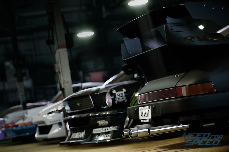 Video: The New Need For Speed Is Gonna Be Nothing Less Than Epic! 1