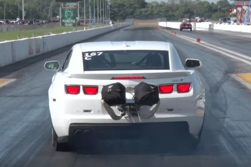 Video: When A Zl1 Camaro Is Too Slow For You. Add Some Booooost! 1