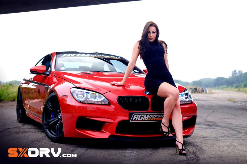 Christiane Romicke Kidd - Bmw M6 - Exclusive Interview & Pictures 1