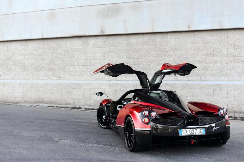 Upgrading Your Pagani Huayra With The Tempesta Package Will Cost A Crazy $181k! 1