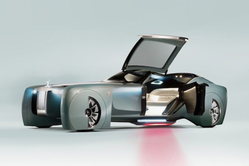 Video: Rolls Royce Has Unveiled The Future And To Be Honest Its Pretty Damn Weird! 1