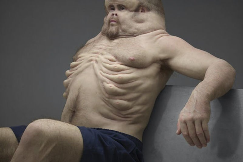 Video: This Is What A Human Would Need To Look Like To Survive A Car Crash. 1