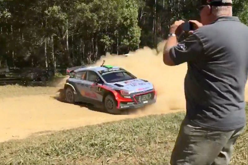 Video: World Rally Championship Driver Hayden Paddon  Proves Why Wrc Racers Are Among The Most Skilled In The World! 1