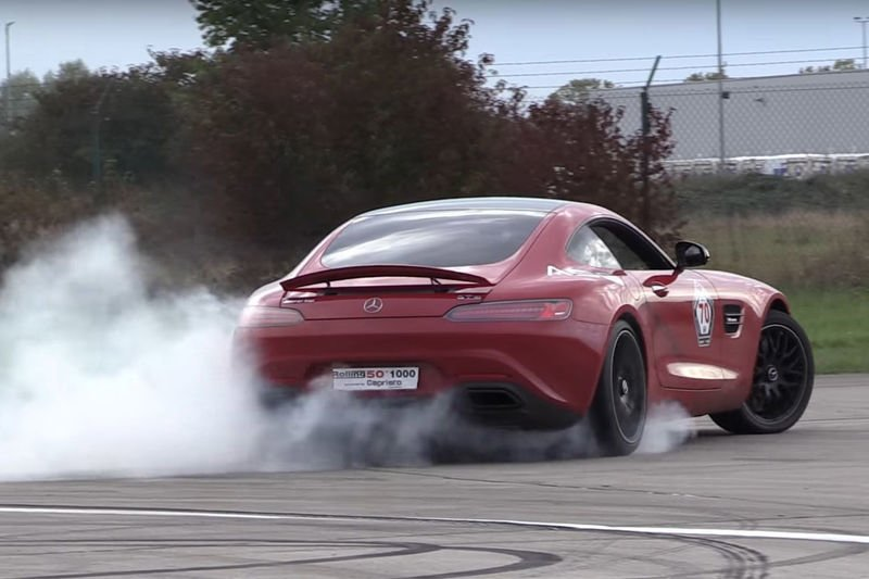 Video: The Best Supercar Burnout & Drifting Compilation! 1