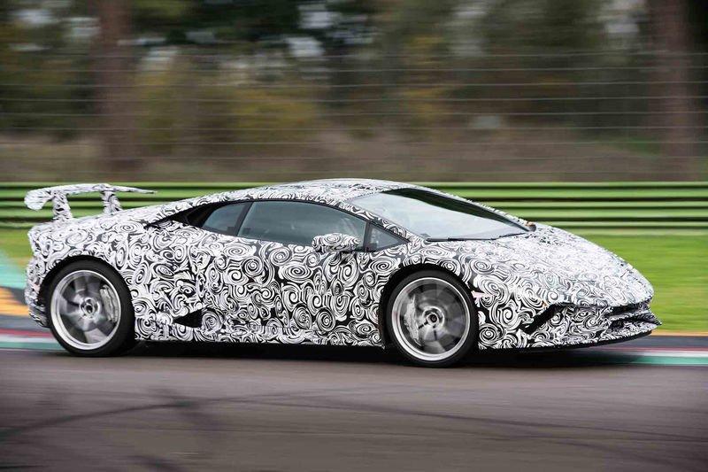 Video: Lamborghini Huracan Performante Sets New Nurburgring