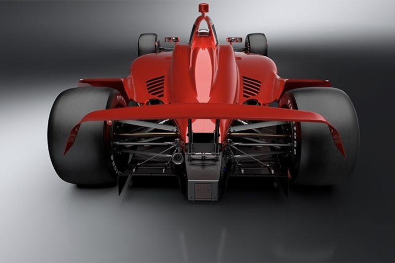 Indycar Reveals A New Concept For 2018!! 1