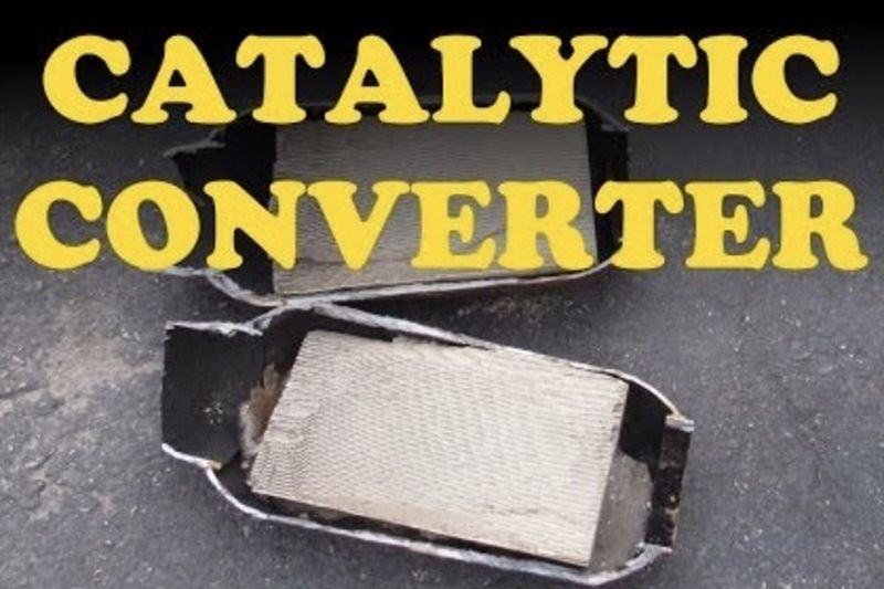 Video This Is How A Catalytic Converter Works