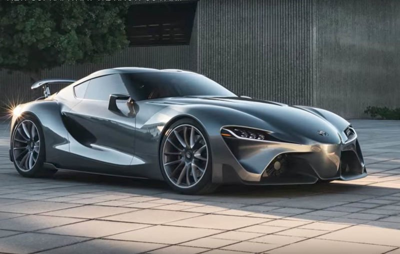 Video: 5 Things We Know About The 2018 Toyota Supra 1