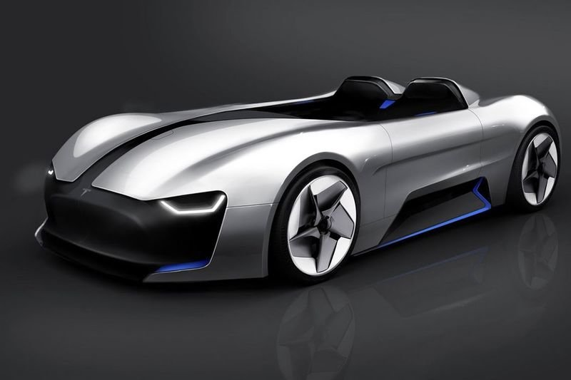 Tesla S Y Study Is An Electric Toy Car For Adults