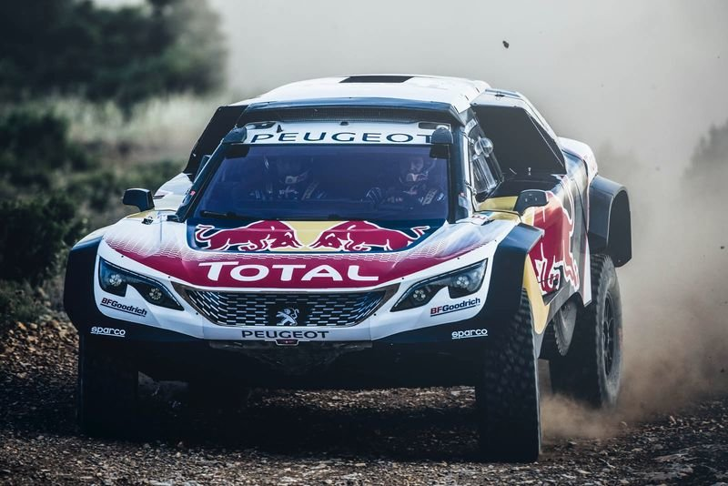 Peugeot Aims To Win 3rd Consecutive Dakar Rally With The 3008dkr Maxi! 1