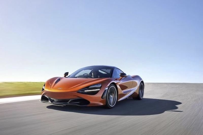 A Look At The New R5m Mclaren 720s - Now Available In South Africa! 1