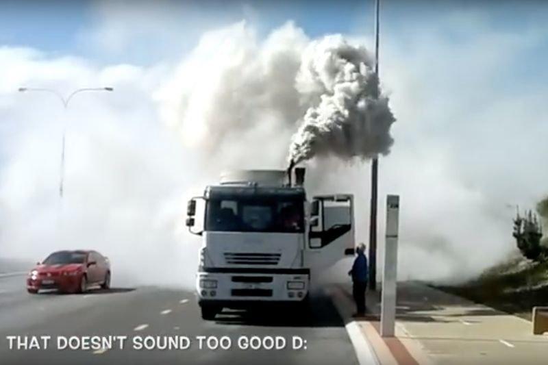 Video: 5 Worst Diesel Runaway Fails! 1
