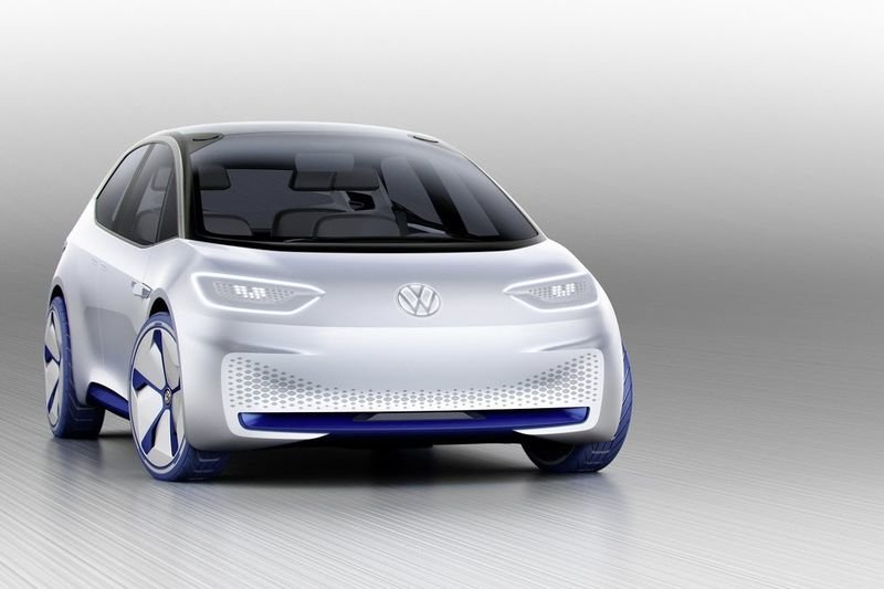 The Volkswagen Id Could Cost Less Than The Tesla Model 3! 1