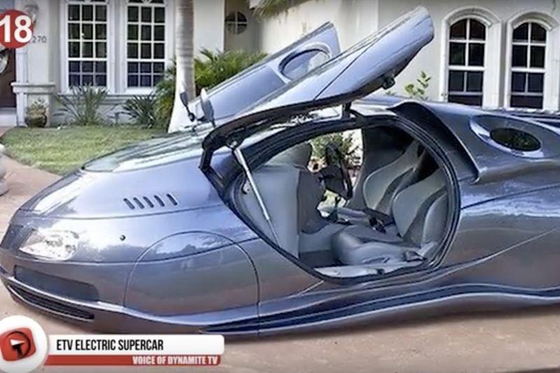 Video: Most Bizarre Car Designs Ever! 1