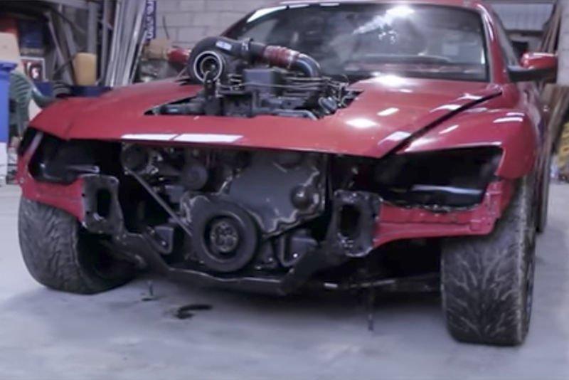Video: Mazda Rx-hate Build 1