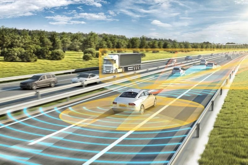 Autonomous Vehicles Perform First International Border-crossing Test 1