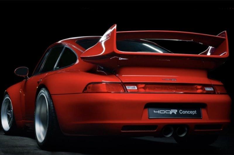 Gunther Werks Reimagines The Porsche 993! 1