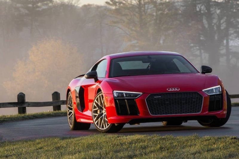 Is The Audi R8 About To Go Rear-wheel Drive? 1