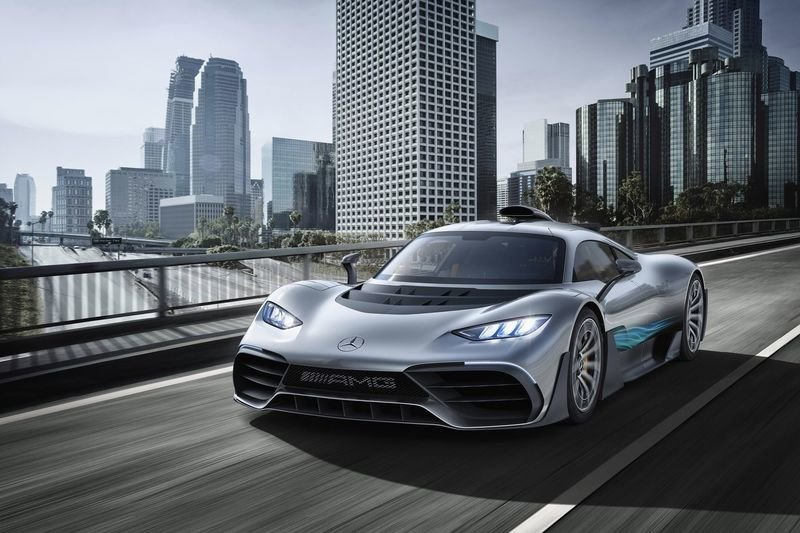 Have A Look At This $2.72 Million Mercedes-amg... 1