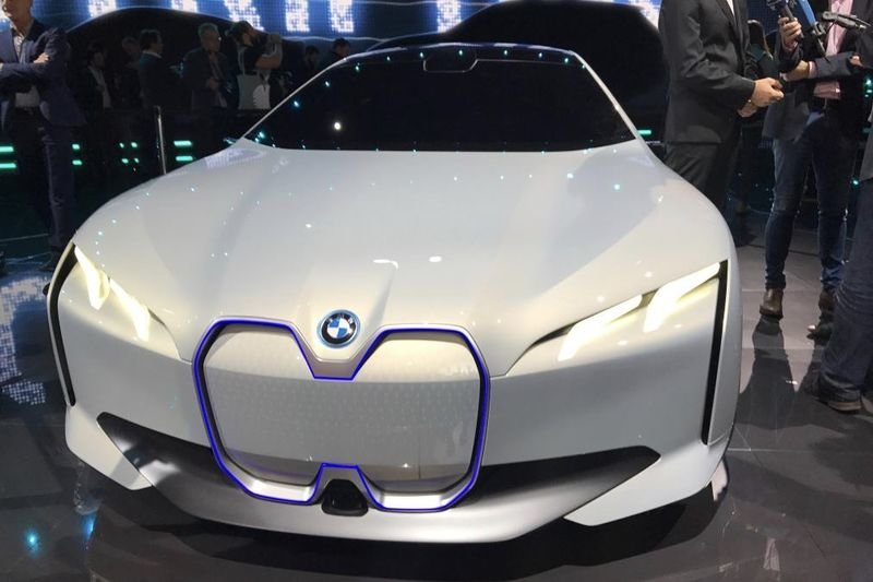 Video: Check Out This Insane Bmw I5 Concept Car! 1