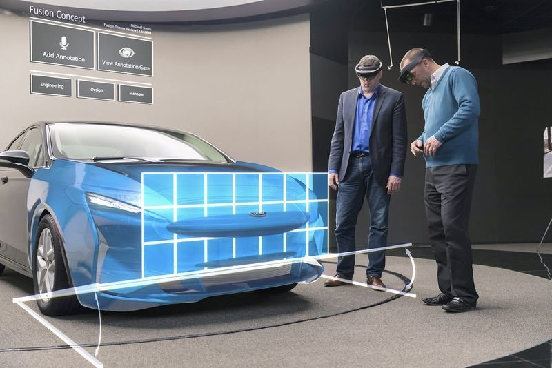 Video: Hololens Is Helping Ford Design Prototypes In A Speedier Way! 1