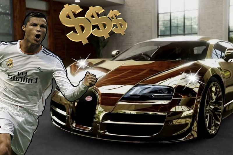 Soccer Players And Their Expensive Cars 1