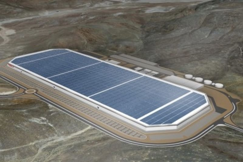 China Plans To Build Gigafactories
