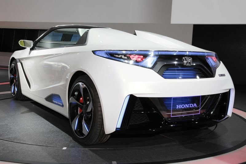 The Upcoming Honda Sport Ev Concept 1