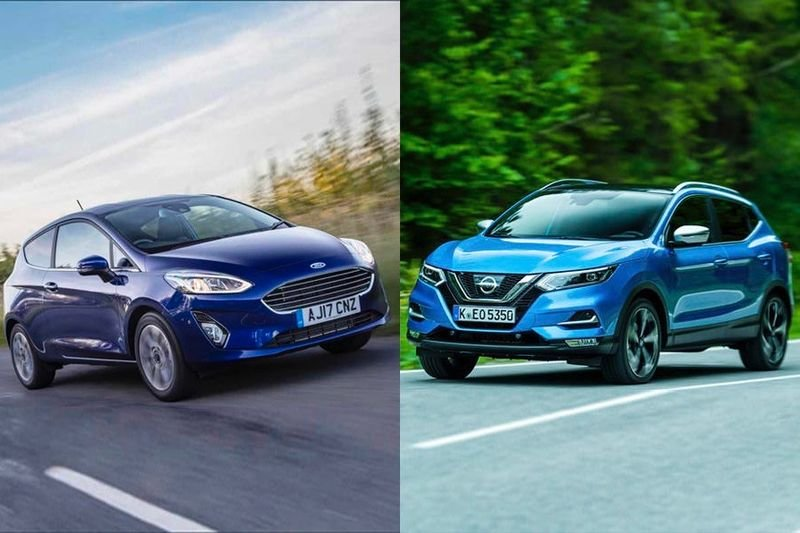 Nissan Qashqai Takes Top Spot From Ford As Most-registered Uk Car Of September 1