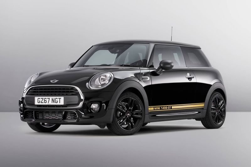 Limited Edition Mini 1499 Gt Pay Homage To An Icon 1
