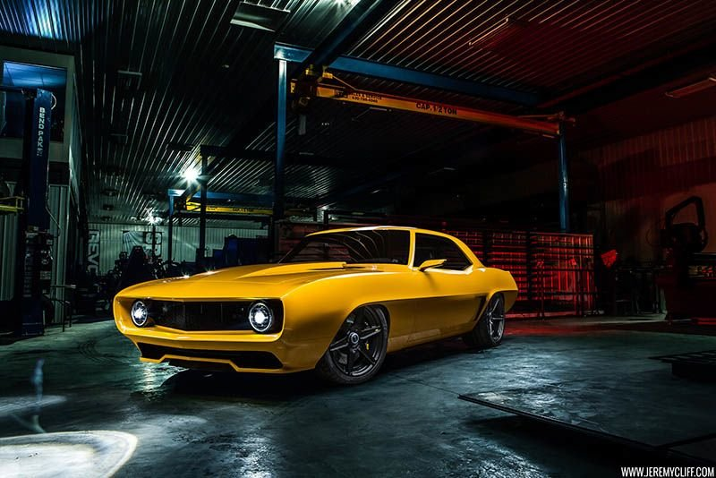 Video: 1969 Chevrolet Camaro Inferno Project Is Stunning! 1