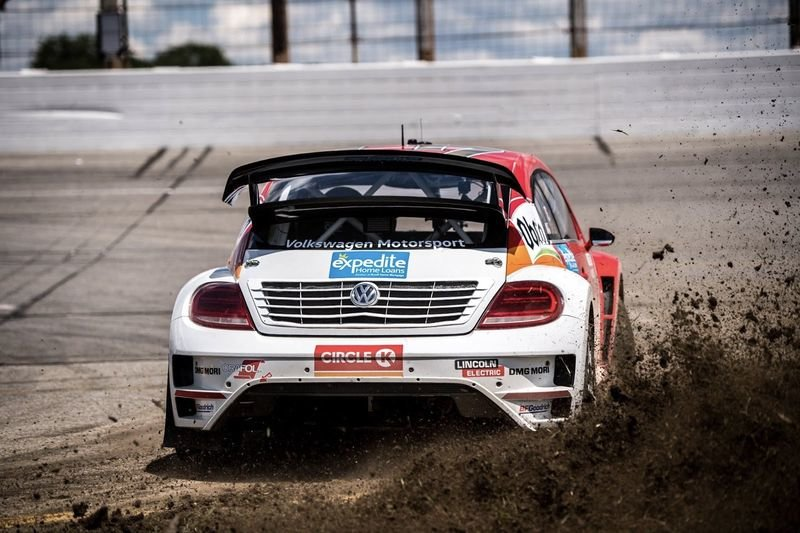 Red Bull Global Rallycross Championship Goes To Scott Speed, Again! 1