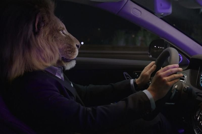 Video: The Latest Mercedes-benz Is The King Of All Ads! 1